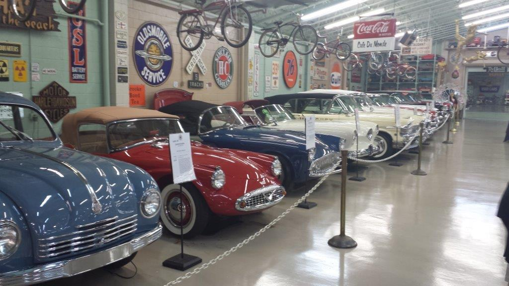 Networking Event at Cars of Yesteryear Museum November 6, 2014